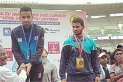 two brothers made the himachal wrestling gold and silver