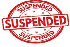 kamal nath 2 officers suspended on  jai kisan debt mukti yojana