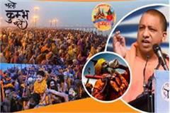 state government committed for grand organizing of kumbh mela yogi