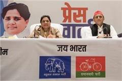 response of amu student union on sp bsp coalition hunters changed bus network