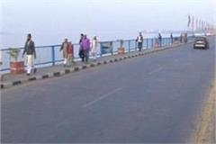 weather in bhopal is open but in other areas it is still as cold as before