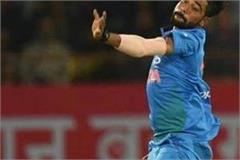 debut odi mohammed siraj looted plenty of runs made a shameful record