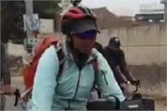 cyclist jyoti rongala