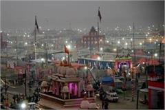 kumbh 2019  gau dhabha  the center of attraction at the fair