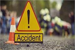 5 people lost in different road accidents
