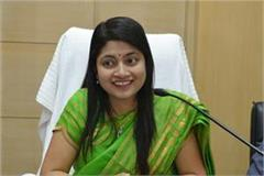 illegal sand mining case ias chandrakal did not appear before ed
