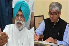 suresh kumar s direct threat to former cabinet minister rana gurjeet