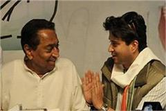 kamal nath happy birthday to scindia