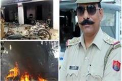 sit recovered the house of prashant natt inspector subodh mobile