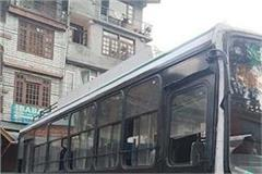 hrtc buses will no longer run without route permit