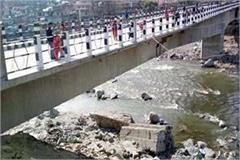 now fpcc experts will examine bhootnath bridge