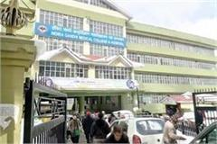 arrangements can laps in himachal s biggest hospital