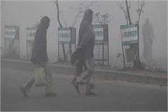 cold wave continues punjab haryana