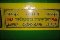 loot with garib rath express passengers in rohtak