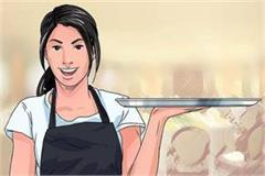girls forced to become waiters in punjab