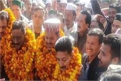 kuldeep rathore took feedback from congress workers in kullu