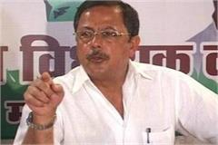 ajay singh after the cm also told speculation about the post of president