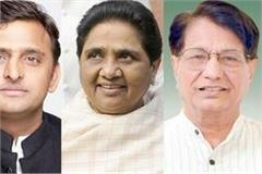 leaders of sp bsp and rld can take part in the kolkata rally