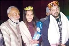 delhi s neha becomes new year queen