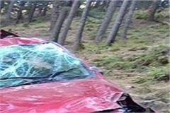 road accident in choupal
