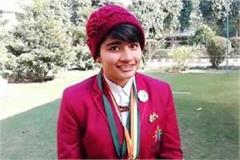 hisar mountain girl shivangi got bal puraskar will be awarded on 26 jan