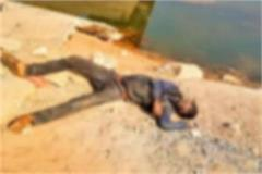 another murder case bjp leader s brother found dead in river