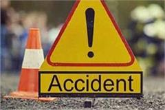 16 vehicles injured in 2 vehicles collision
