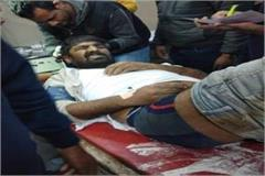 attack on insao state president case pradeep lodged fir