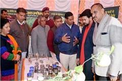 anurag said gramin huts will grow on lines of agricultural markets