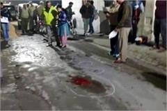 gangster jd killed in gangster in gurugram