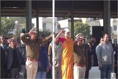 70th republic day celebrated with cultural programs in haryana