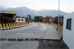 bypass through bridge ready now must prepare new traffic plan