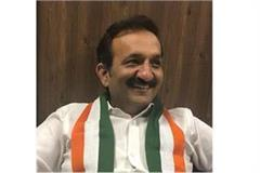 tarun bhandari statement on haryana congress and ashok tanwar