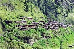 himachal s inaccessible panchayat bada bhangal