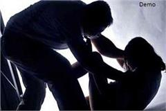 after losing panchayat elections man attack on sister in law