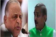 mulayam s statement will benefit congress pramod tiwari