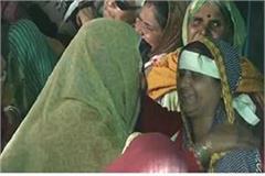 the mother of shaheed ashwini kachi spoke