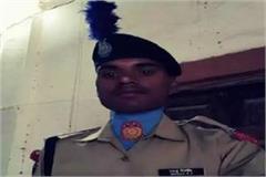 red ashwini kumar shahid abalpur in pulwama terror attack