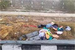 bus accident in unnao 6 dead and 12 injured