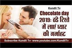 chocolate day 2019