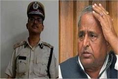 ips officer threatens amitabh thakur
