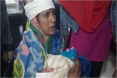 newborn stolen from hospital