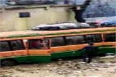 due to heavy rains in kullu affected life