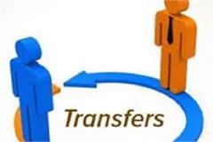 19 tehsildars and 13 nb tehsildars transferred