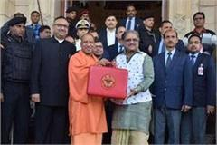 finance minister rajesh agarwal will present the state budget on 7th february