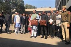 haryana budget presented today live