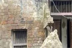 hazardous threat to people living in raw houses
