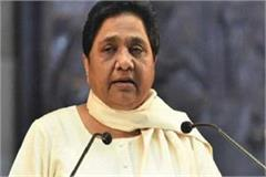 mayawati on twitter did not comment on her own