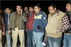 agra encounter between police and gangsters