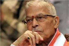 murli manohar joshi says pakistan has done will